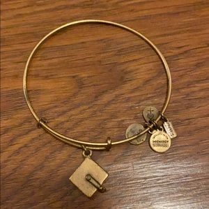 Graduation Cap Alex and Ani bracelet